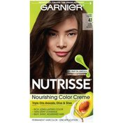Nutrisse® Permanent Hair Color, Iced Coffee Dark Nude Brown 41