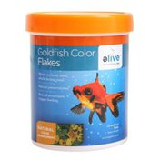 Elive Gold Fish Color Flakes