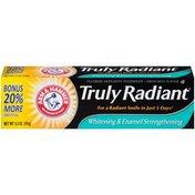 Arm & Hammer Truly Radiant Whitening & Enamel Strengthening Refreshing Mint Truly Radiant Toothpaste