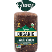 Franz Bread, Twenty Four, Organic
