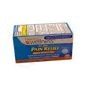 Family Wellness All Day Pain Relief Back & Muscle Pain