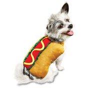 Small Halloween Dog Hotdog Costume