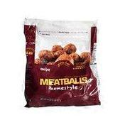 Meijer Homestyle Meatballs