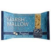 Enlightened Treats, Crispy Marshmallow, Original
