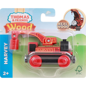 Fisher-Price Harvey, Real Wood, 2+