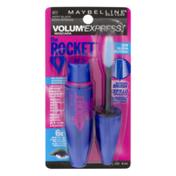 Maybelline Mascara, Waterproof, Very Black 411