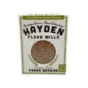 Hayden Flour Mills Farro Wheat Berries