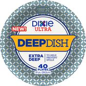 Dixie Deep Dish, 9.56 Inch