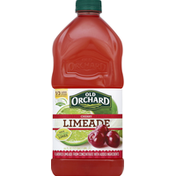 Old Orchard Limeade, Cherry