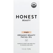 Honest Facial Oil, Organic Beauty, Magic