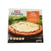Earth Fare Organic Four Cheese Pizza