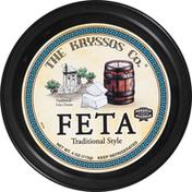Kryssos Cheese, Feta, Traditional Style