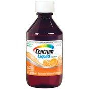 Centrum Liquid Adult Multivitamin Citrus Flavor, Liquid Adult Multivitamin Citrus Flavor