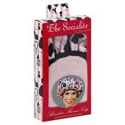 The Socialite Collection Shower Cap, Boudoir