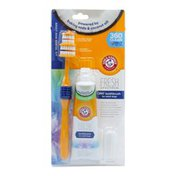 Arm & Hammer Adult Toothbrush Kit for Dogs