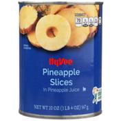 Hy-Vee Pineapple Slices In Pineapple Juice