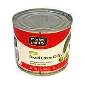 Market Pantry Fire Roasted Diced Green Chiles