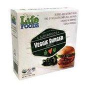 Life Foods Organic Vegan Purity Burger