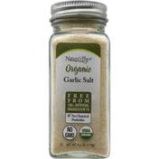Nature's Place Organic Garlic Salt