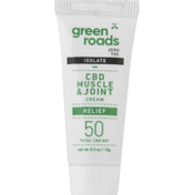 Green Roads Cream, CBD Muscle & Joint
