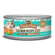 Merrick Purrfect Bistro Grilled Salmon Recipe Grain-Free Canned Cat Food