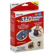 Acu-Life Brace, Therapy, 360 Degree, 3-N-1, Box