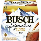 Busch Signature Copper Lager Beer