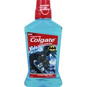 Colgate Kids Anti-cavity Fluoride Rinse Bubble Fruit
