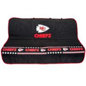 Doggie Nation NFL Kansas City Chiefs Pet Car Seat Cover