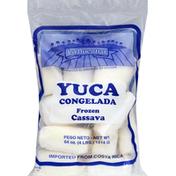 La Nuestra Cassava, Frozen