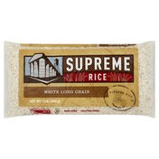 Supreme Rice White Rice, Long Grain