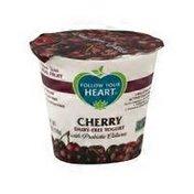 Follow Your Heart Cherry Dairy-free Yogurt