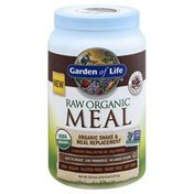Garden of Life Shake & Meal Replacement, Organic, Real Raw Chocolate Cacao