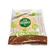 Vedgee Garden Cucumber Dill Wraps