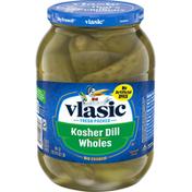 Vlasic Pickles, Kosher Dill, Wholes