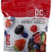 PICS Berry Medley Fruit