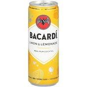 Bacardi Limon & Lemonade Real Rum Cocktail