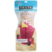 Daily's Cocktails Beach Edition Beach 'n Berry Frozen Cocktail