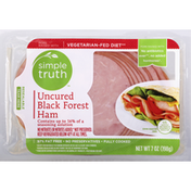 Simple Truth Ham, Black Forest, Uncured