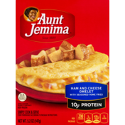 Pearl Milling Company Ham And Cheese Omlet