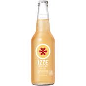 Izze Peach Shelf Stable Juice Drink