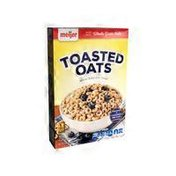 Meijer TOASTED OATS Whole Grain Oat Cereal