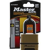 Master Lock Padlock, Magnum