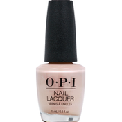 OPI Nail Lacquer, Pale to the Chief NLW57