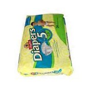 ShopRite Size 5 Diapers Jumbo Pack