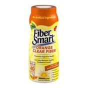 Fiber Smart Orange Clear Fiber - 40 Servings