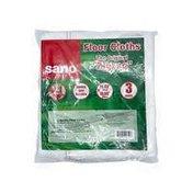 Sano Sushi Zigzag Floor Cloth