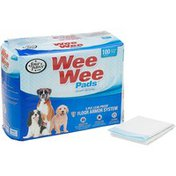 Four Paws Wee Wee Quilted Pads