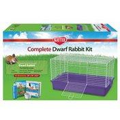 """Super Pet Kaytee Complete Rabbit Kit 6.4"""" L X 31"""" W X 18.4"""" H"""