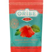 Oribe Tea Iced Tea, Hibiscus Mint with Mamaki, Cold Brew, Tea Bags